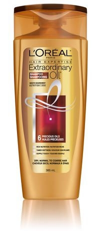 L'Oreal Paris Extraordinary Oil Shampoo with Precious Oils - image 1 of 6