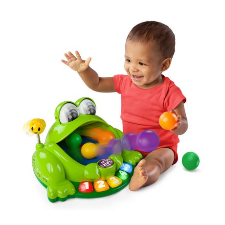 Bright Starts™ Pop & Giggle Pond Pal™ Toy - image 2 of 4
