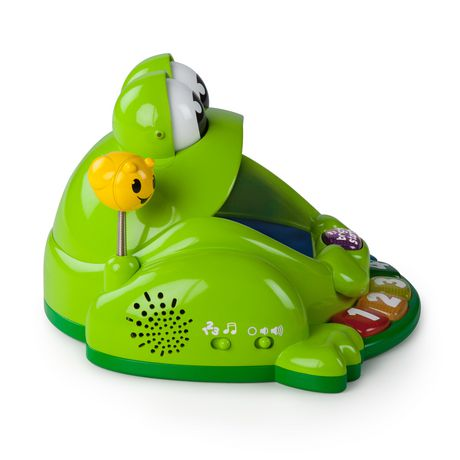 Bright Starts™ Pop & Giggle Pond Pal™ Toy - image 3 of 4