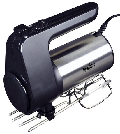 Total Chef 250 Watts 6-Speed Hand Mixer with Turbo Boost - image 1 of 5