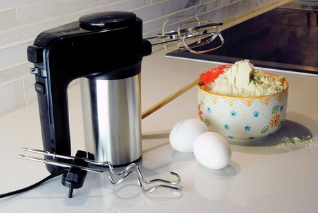 Total Chef 250 Watts 6-Speed Hand Mixer with Turbo Boost - image 5 of 5