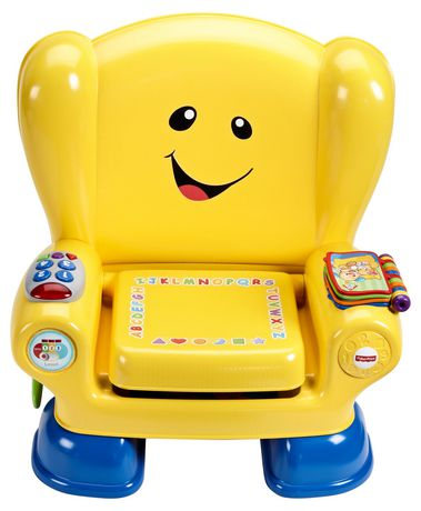 Fisher-Price Laugh & Learn Smart Stages Chair - English Edition - image 1 of 9