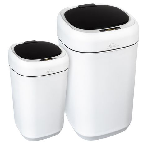 Royal Sovereign motion sensor waste bins - image 1 of 2