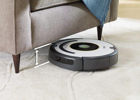 iRobot Roomba 620 Vacuuming Robot - image 4 of 6