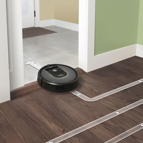 iRobot Roomba 960 Wi-Fi Connected Robot Vacuum - image 2 of 5
