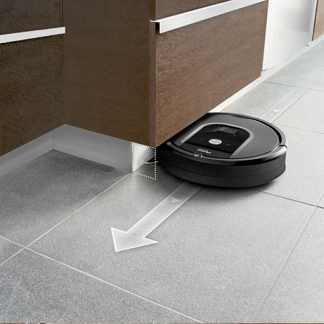 iRobot Roomba 960 Wi-Fi Connected Robot Vacuum - image 5 of 5