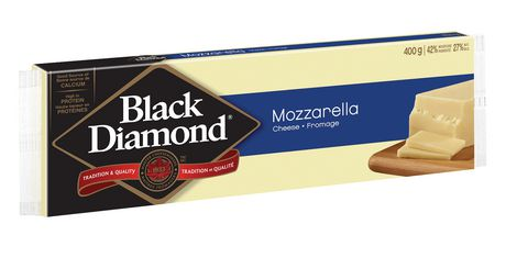 Black Diamond Mozzarella 400G - image 1 of 1