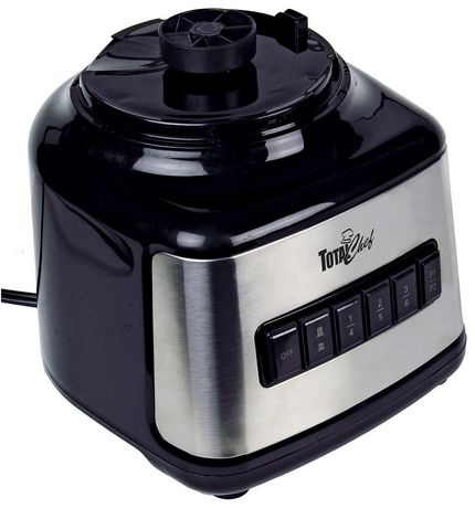 Total Chef 500 Watts 8-Speed Stand Blender with Glass Pitcher (1.6 Quarts/1.5 Liters) - image 3 of 5
