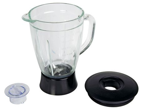 Total Chef 500 Watts 8-Speed Stand Blender with Glass Pitcher (1.6 Quarts/1.5 Liters) - image 4 of 5