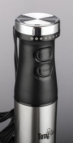 Total Chef 225 Watts Variable Speed Immersion Hand Blender with Turbo Boost - image 2 of 4