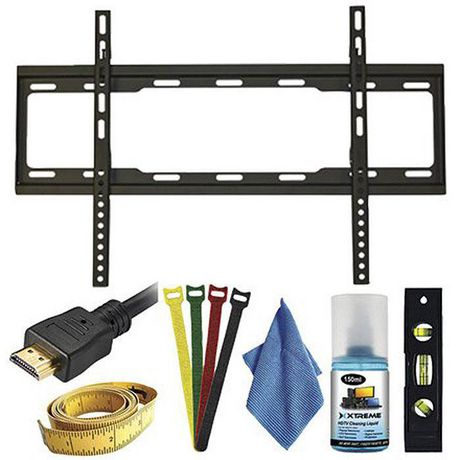 Xtreme 7 Pieces Ultra Slim Fixed TV Wall Mount - image 3 of 3