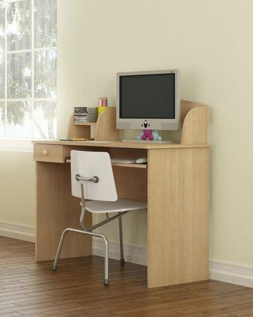 bureau tudiant al gria de nexera rable naturel walmart canada. Black Bedroom Furniture Sets. Home Design Ideas