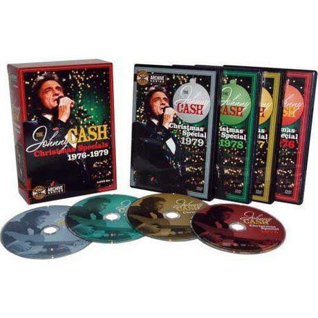 The Johnny Cash Christmas Specials 1976-1979   Walmart Canada