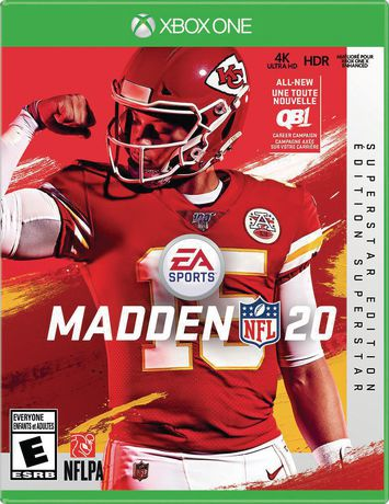 Madden NFL 20 Super Star Edition (Xbox One) - image 1 of 4