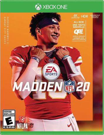 Madden NFL 20 (Xbox One) - image 1 of 4