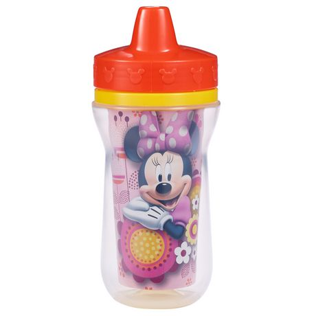 Disney Minnie Insulated Spill Proof Sippy Cup 9 Oz 2 Pack - image 3 of 3