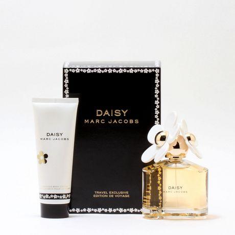 Marc Jacobs Daisy Ladies - 100ML Edt Spray/75ML Body Lotion Set - image 1 of 1