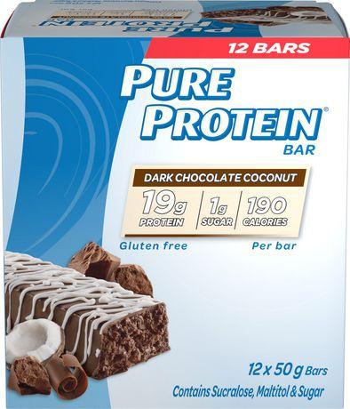 Pure Protein Dark Chocolate Coconut bar - image 1 of 2