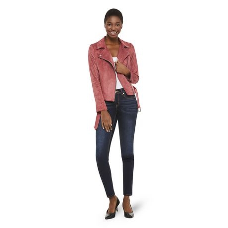 George Women's Faux Suede Jacket - image 5 of 6