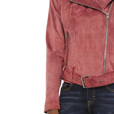 George Women's Faux Suede Jacket - image 4 of 6