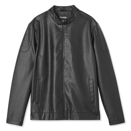 George Men's Moto Jacket - image 6 of 6