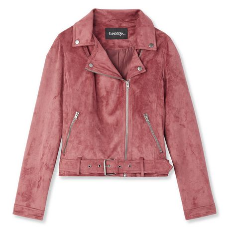 George Women's Faux Suede Jacket - image 6 of 6
