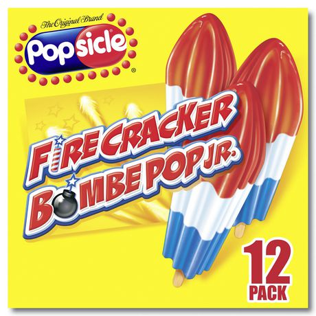 Popsicle Firecracker Flavoured Ice Pops - image 2 of 7