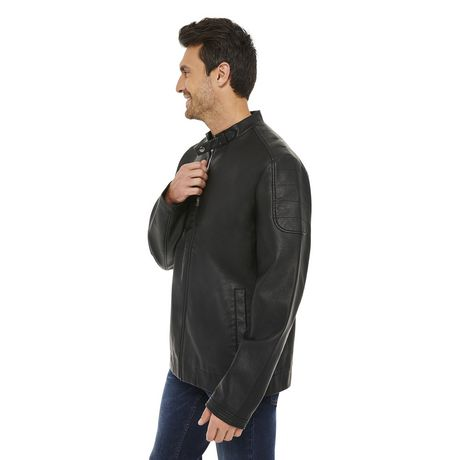 George Men's Moto Jacket - image 2 of 6