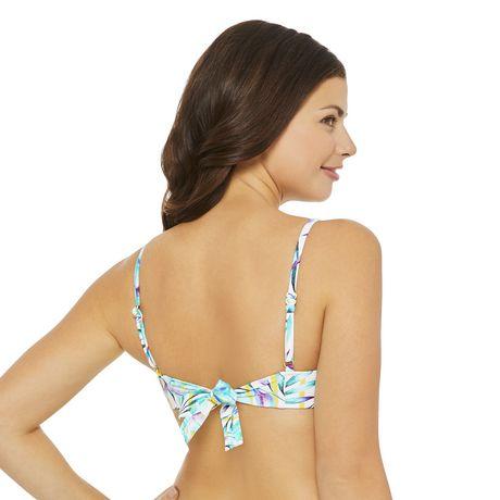 George Women's Scallop Bikini Top - image 3 of 6