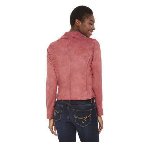 George Women's Faux Suede Jacket - image 3 of 6