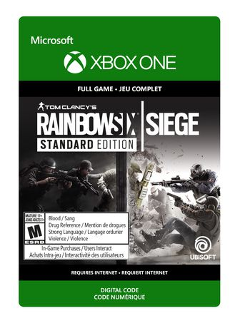 rainbow six siege xbox one digital download free