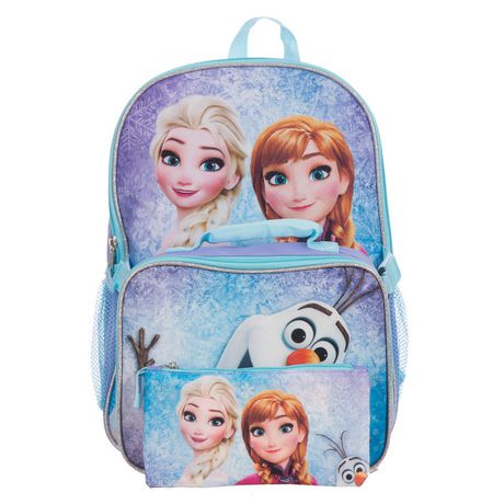 4fd2068a49e Disney Frozen Frozen 3-Piece Backpack Set - image 1 of 7 ...