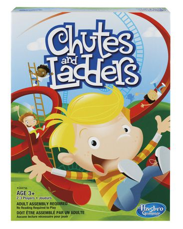 Chutes And Ladders Game Walmart Canada