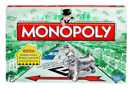 Monopoly Fast Dealing Trading Game