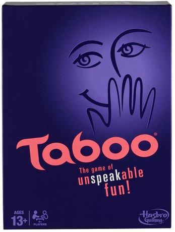 Kết quả hình ảnh cho taboo english game