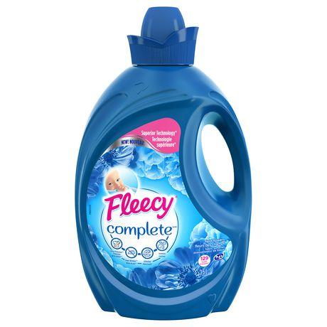 Fleecy Complete Fabric Softener, Field Flowers - image 1 of 3