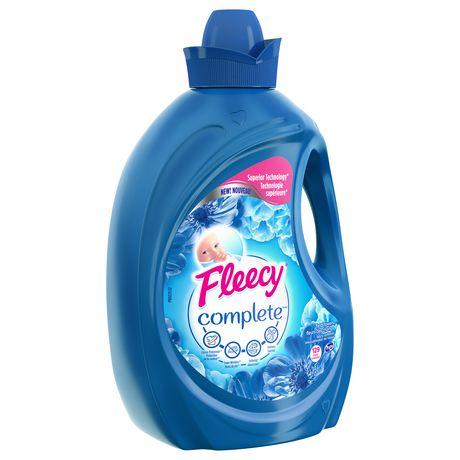 Fleecy Complete Fabric Softener, Field Flowers - image 2 of 3