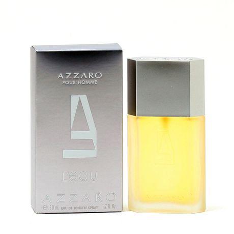 ed3ca7881b0 Azzaro Leau D Azzaro Pour Homme - Eau De Toilette Spray 50 ml - image ...