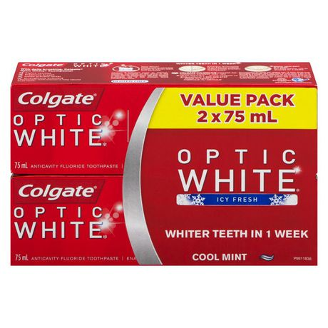 Colgate Optic White Icy Fresh Toothpaste - image 1 of 1