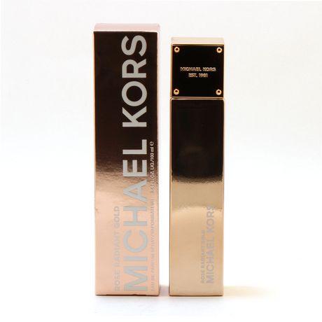 f3aad02c4c64 Michael Kors Rose Radiant Gold Eau De Parfum Spray 100 ml - image 1 of 1 ...