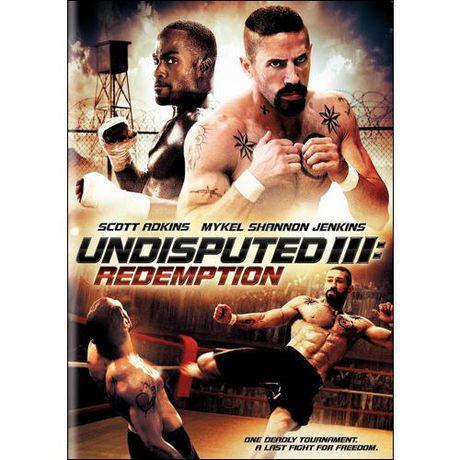 undisputed iii redemption