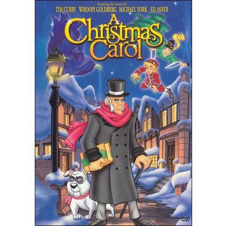 A Christmas Carol (Animated) (1997) | Walmart Canada