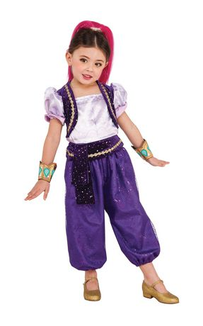 Rubie's Shimmer Toddler Costume, 3T-4T - image 1 of 2
