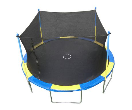 Trainor Sports 14' Trampoline And Enclosure Combo - image 7 of 7
