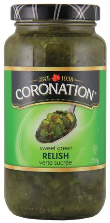Coronation Sweet Green Relish - image 1 of 1