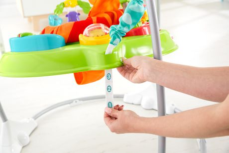 Fisher-Price Roarin' Rainforest Jumperoo - image 2 of 7
