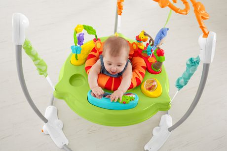 Fisher-Price Roarin' Rainforest Jumperoo - image 6 of 7