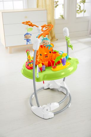 Fisher-Price Roarin' Rainforest Jumperoo - image 7 of 7