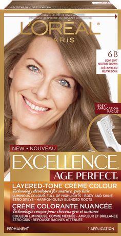 L'Oreal Paris Excellence Age Perfect Permanent Hair Colour - image 1 of 1