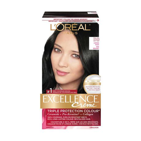 coloration des cheveux permanante triple protection colour excellence crme de loreal paris - Coloration Excellence